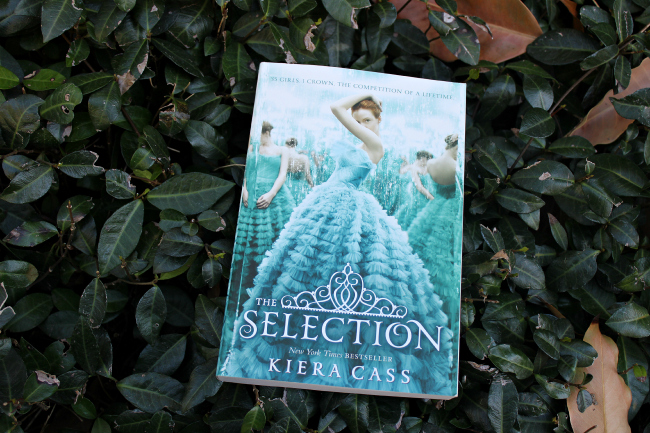 The Selection Book Review Kiera Cass